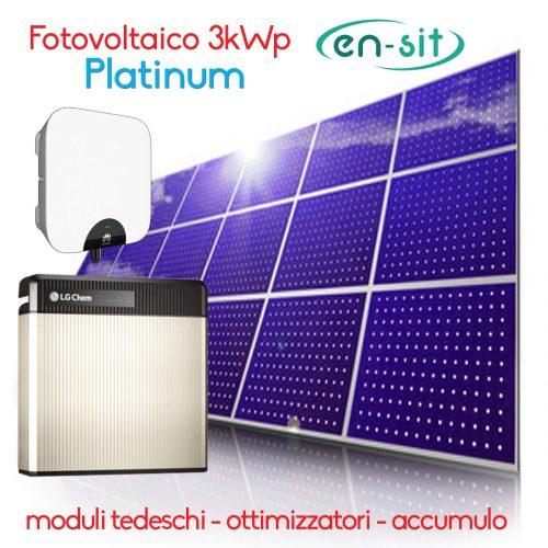 fotovoltaico PLATINUM